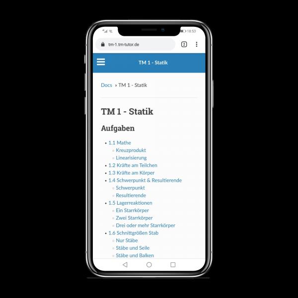 TM 1 Homepage Mobile